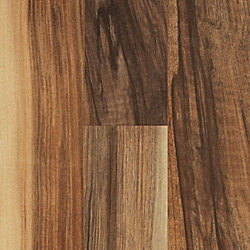 8mm Heritage Walnut Laminate Flooring